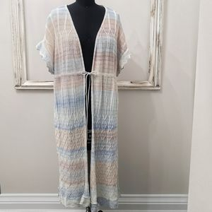 Knitted and Knotted Knitted Cardigan